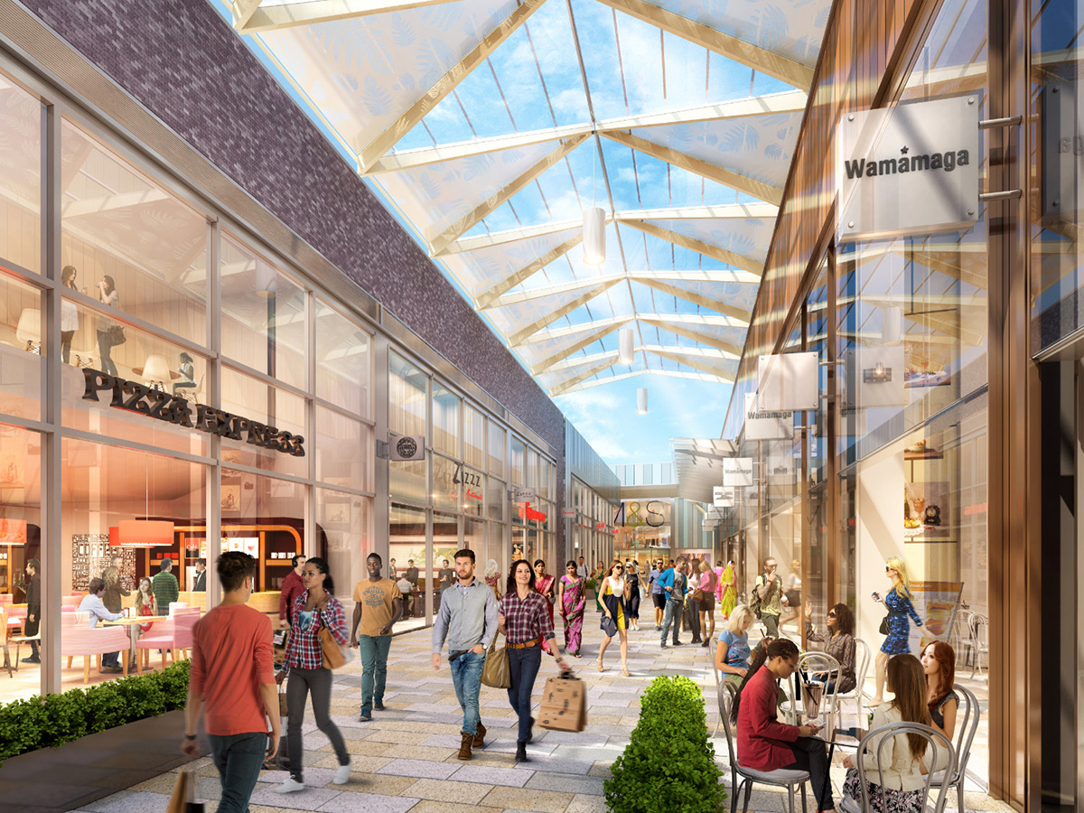 The new Lexicon Bracknell - a future blueprint for revitalising town centres