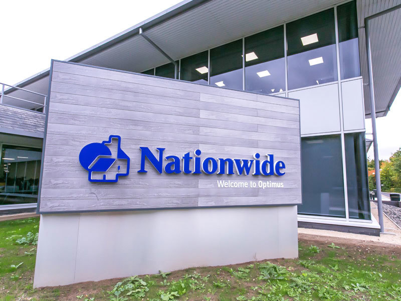 Nationwide head office - space planning from Prosper