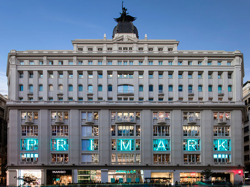 strategic planning of primark As primark's strategic direction changes, and the company moves into   primark has aggressive expansion plans in uk and on the continent.