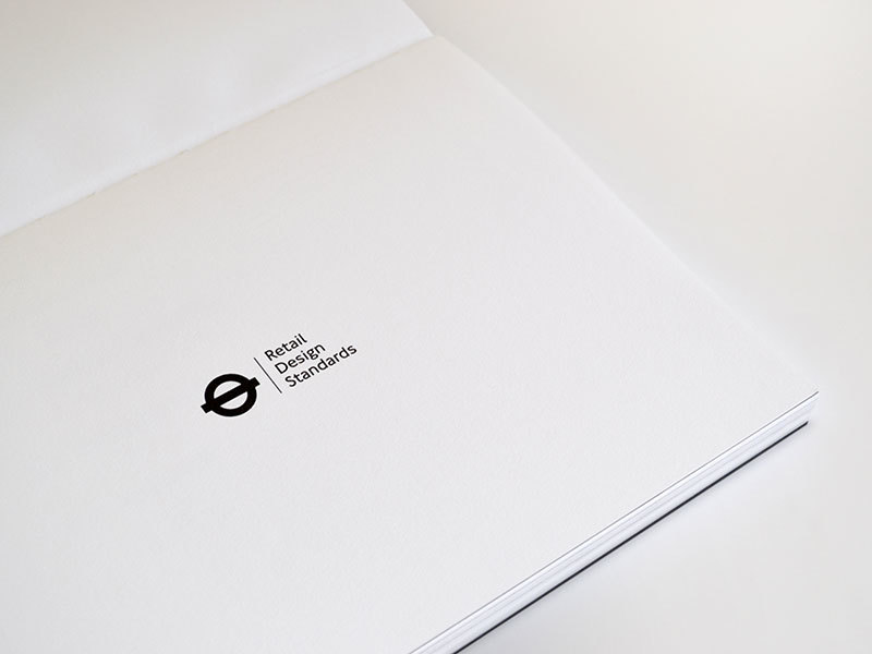 Retail design standards for Transport for London created by Prosper
