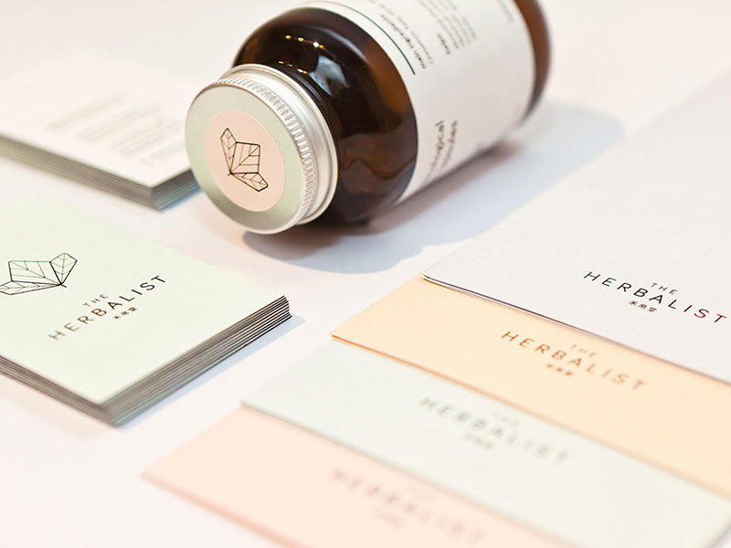 Retail design and packaging for independent retailer, made by Prosper