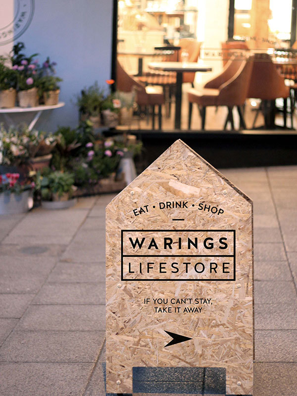 Image of Warings Lifestore Retail Design And Interiors project from Made by Prosper