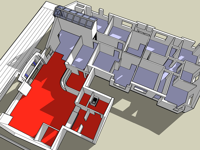 Image of  Medical Centre Community Architecture