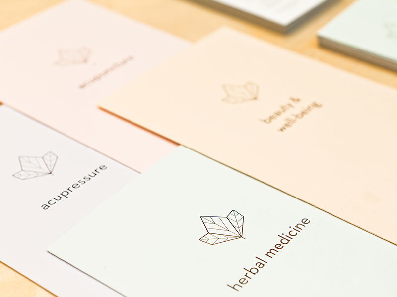 The Herbalist Brand Identity By Made By Prosper