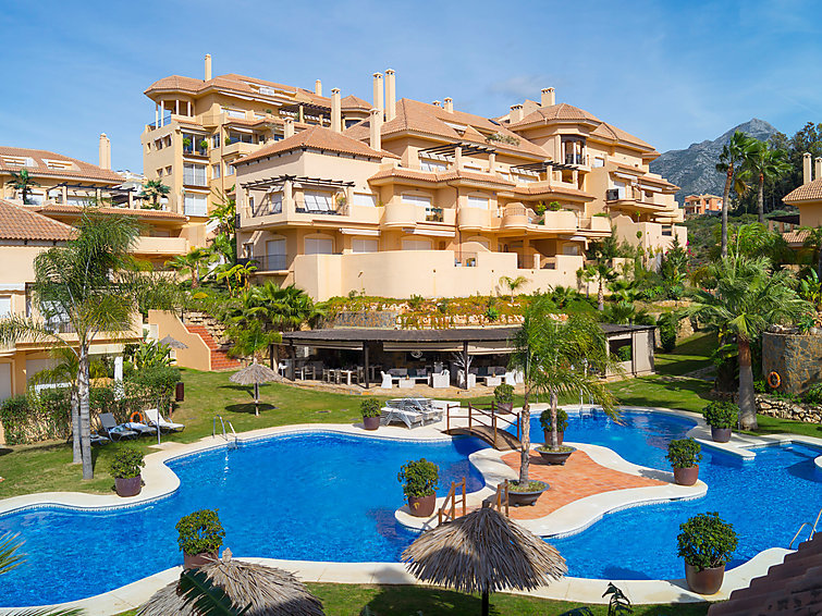 Apartment te koop in Marbella