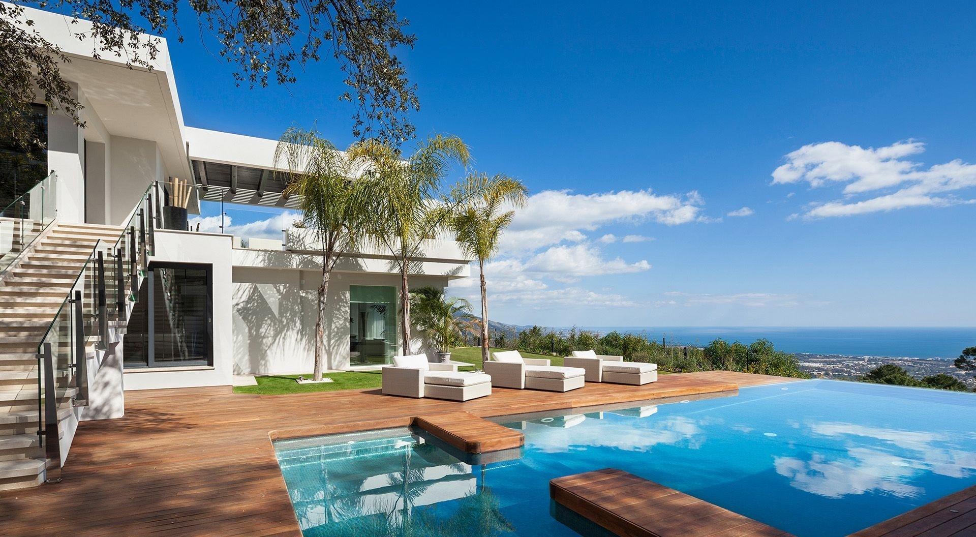 Villa for rent in Benahavis, La Zagaleta