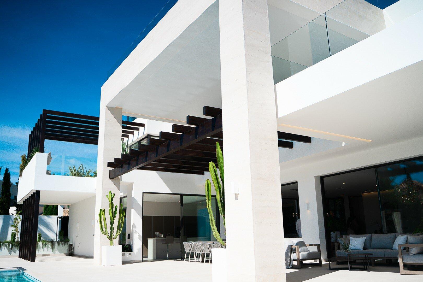 Villa for rent in Benahavis, Los Flamingos