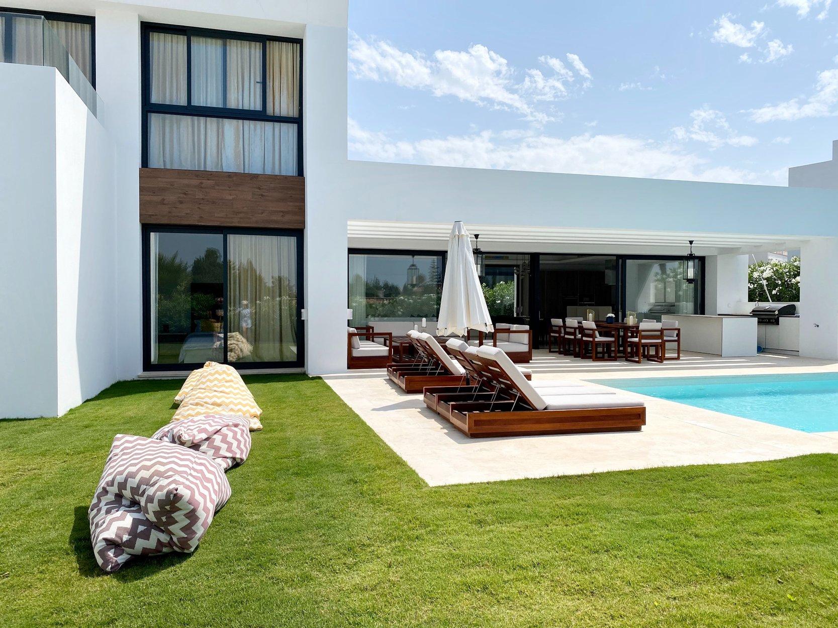 Villa à louer à Estepona, El Paraiso