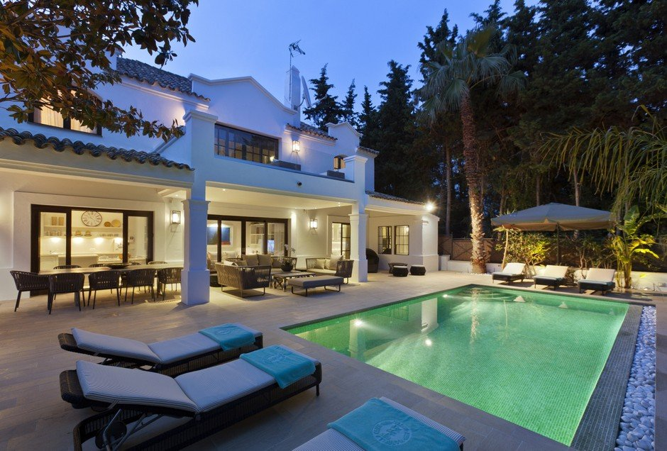 Villa for rent in Marbella, The Marbella Club
