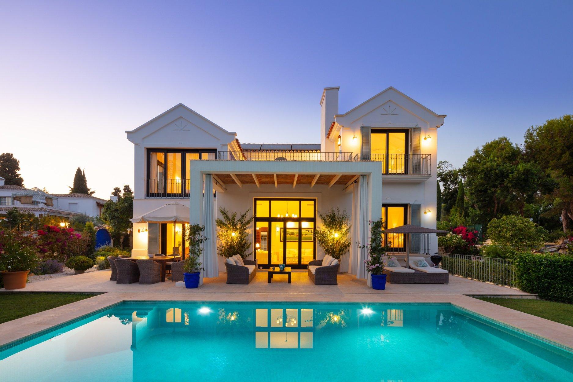 Villa à louer à Marbella, The Marbella Club