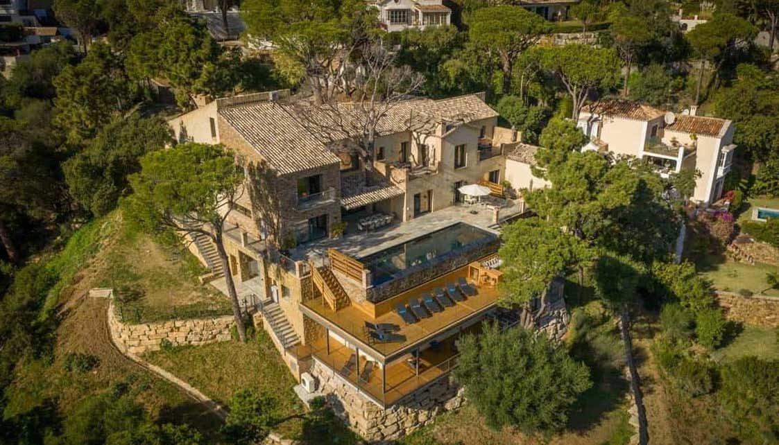 Villa à louer à Benahavis, El Madronal