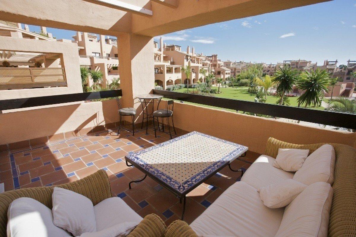 Apartamento en alquiler en Estepona