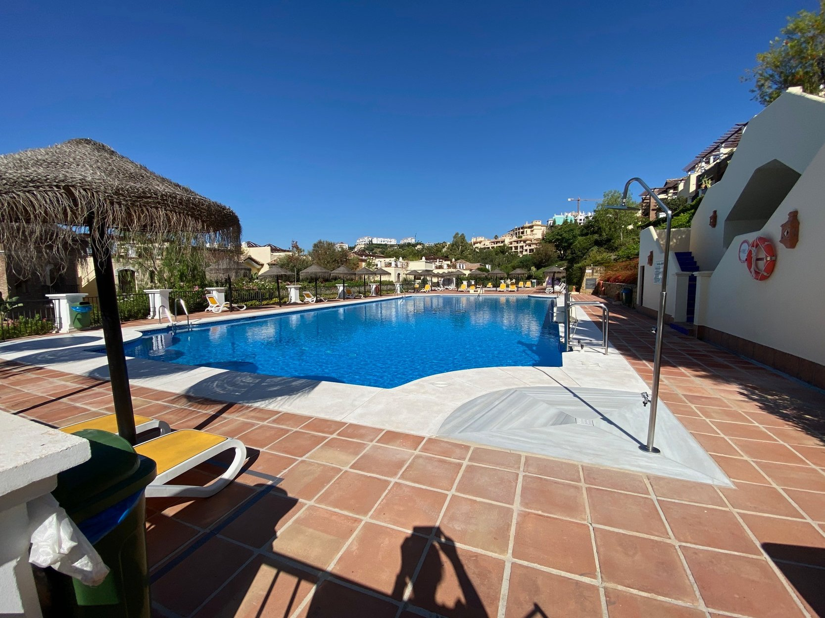 Penthouse for sale in Benahavis, Los Arqueros