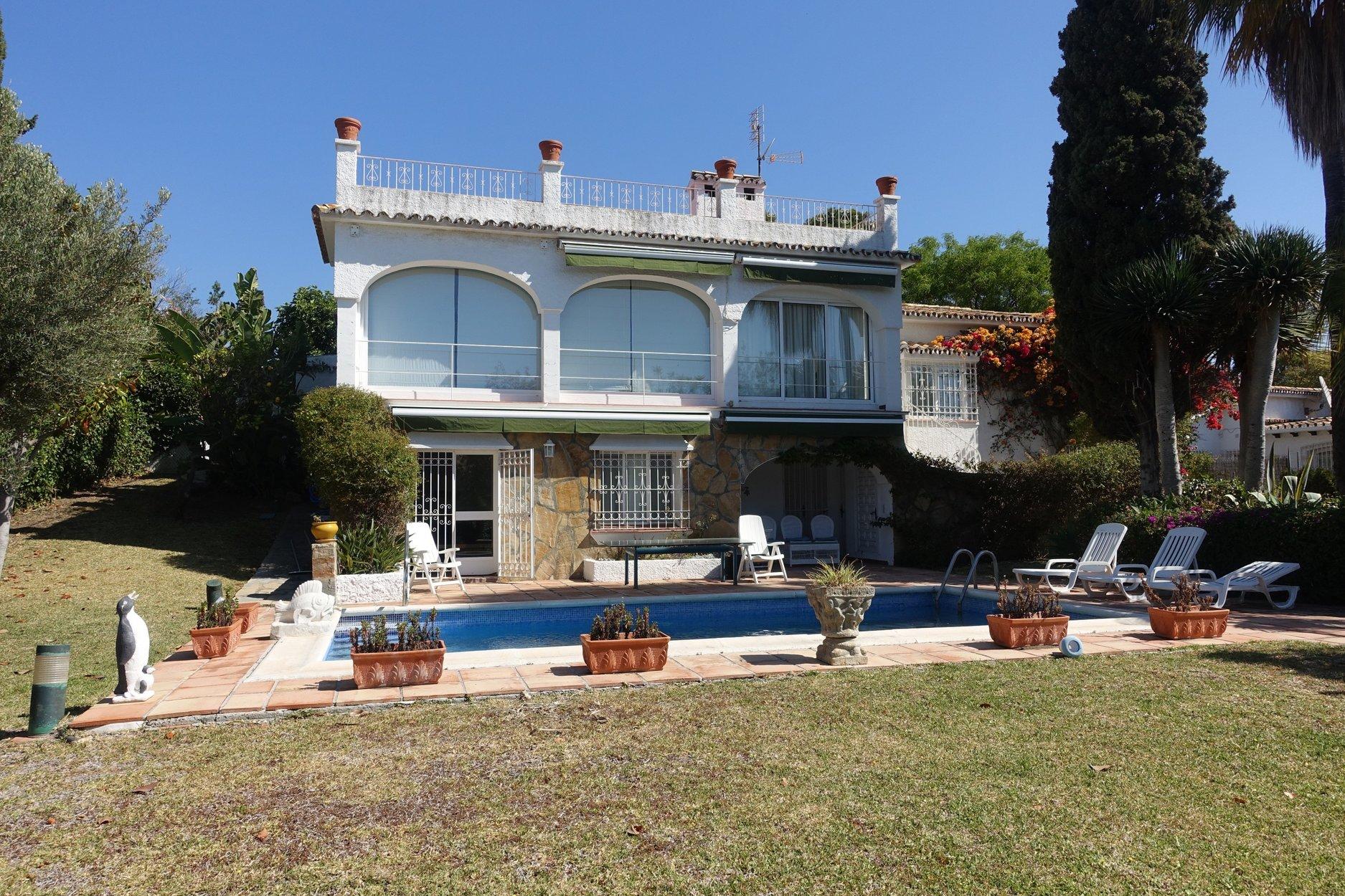Villa te koop in San Pedro Alcantara