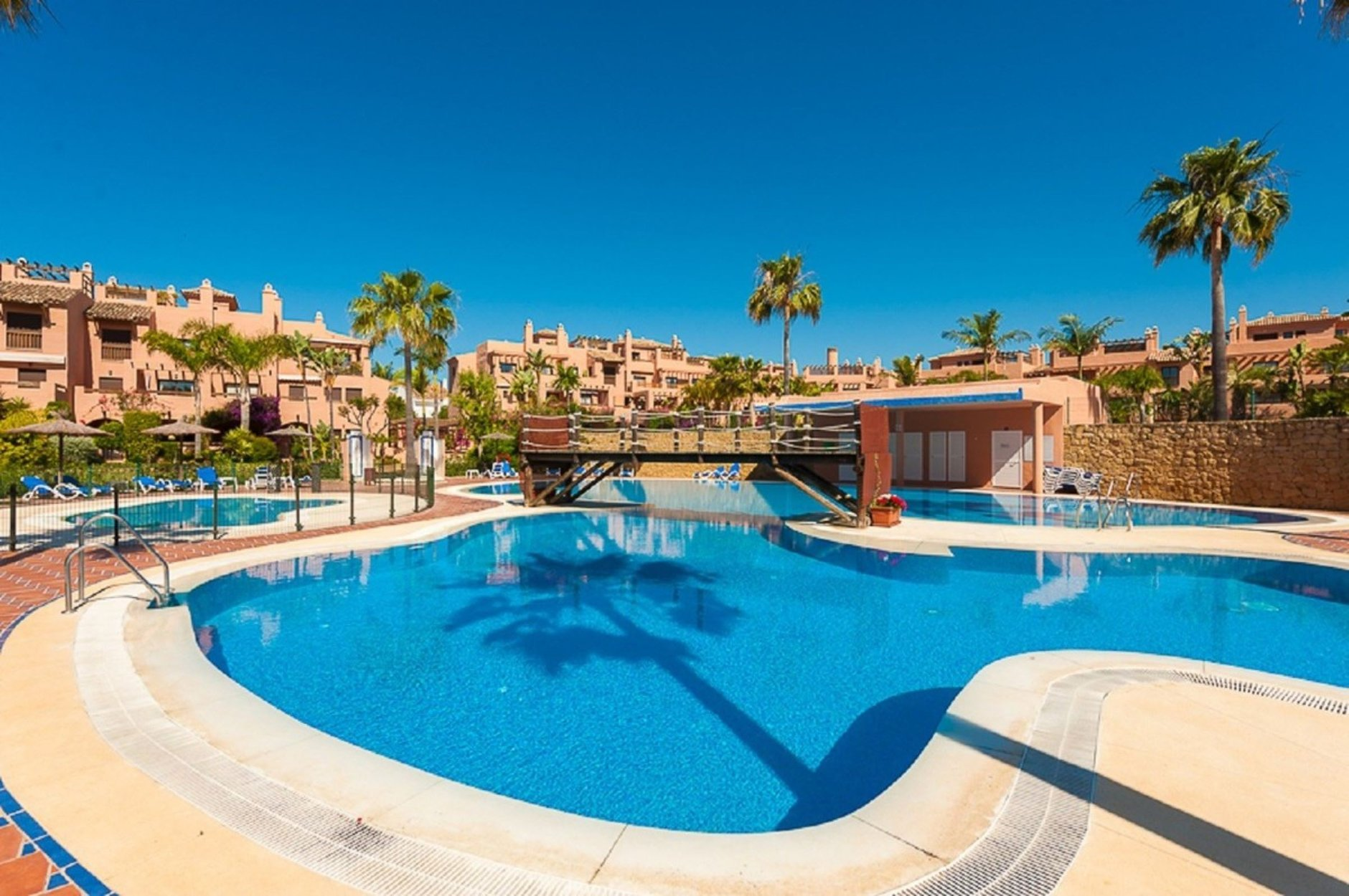 Penthouse for rent in Estepona - Málaga