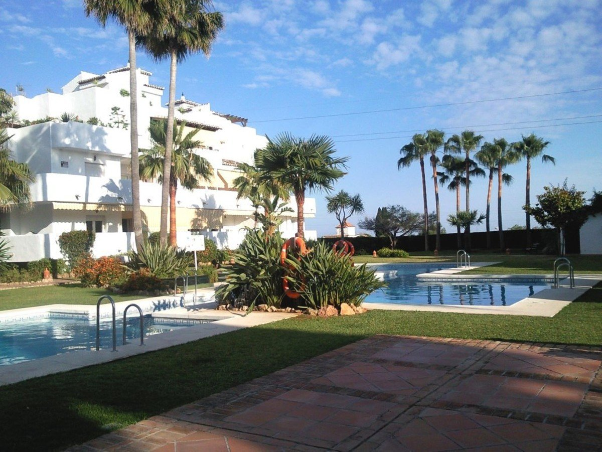Penthouse for sale in Marbella, Nagueles