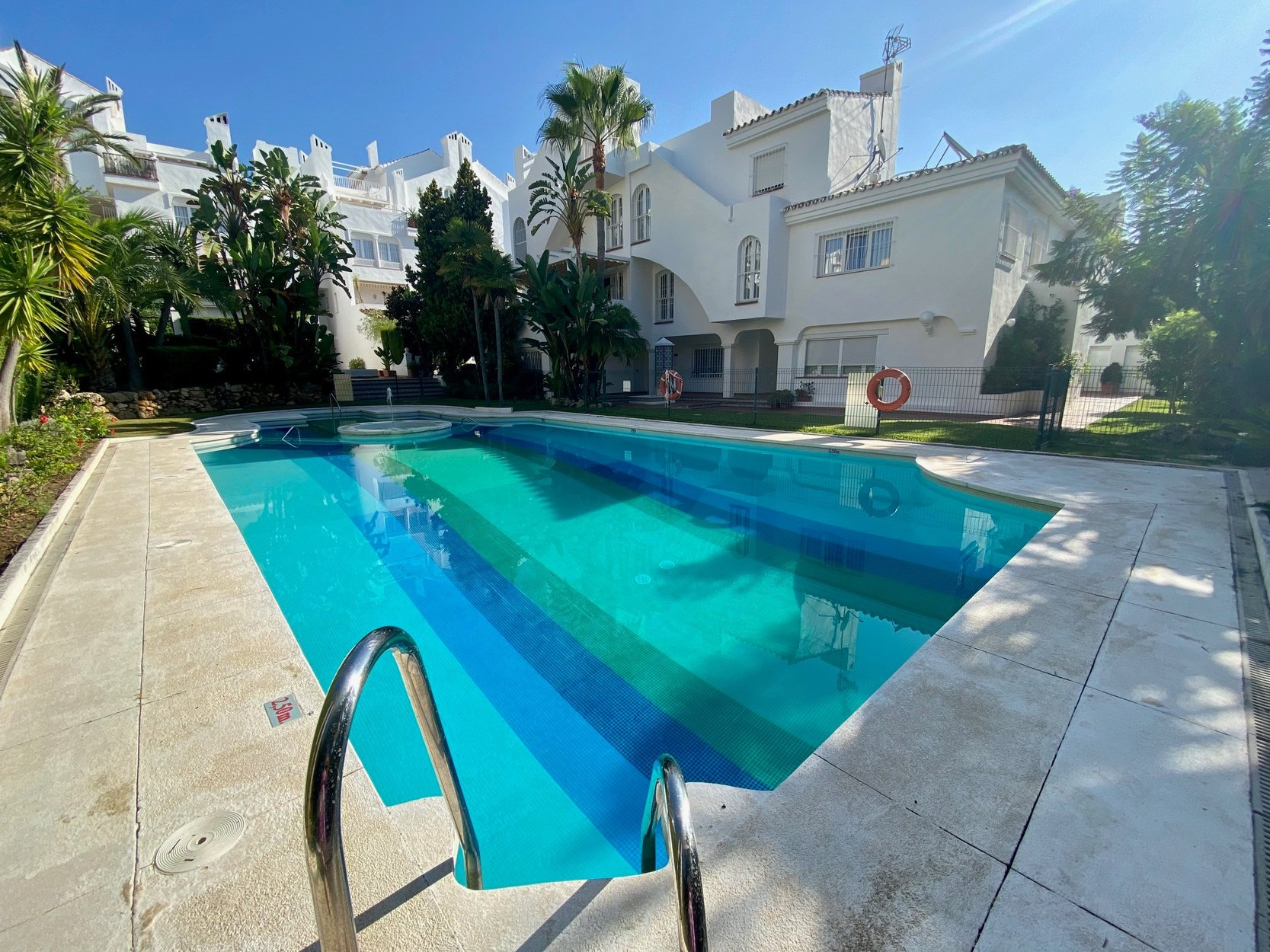 apartment for rent in Marbella Nagueles Rocamar