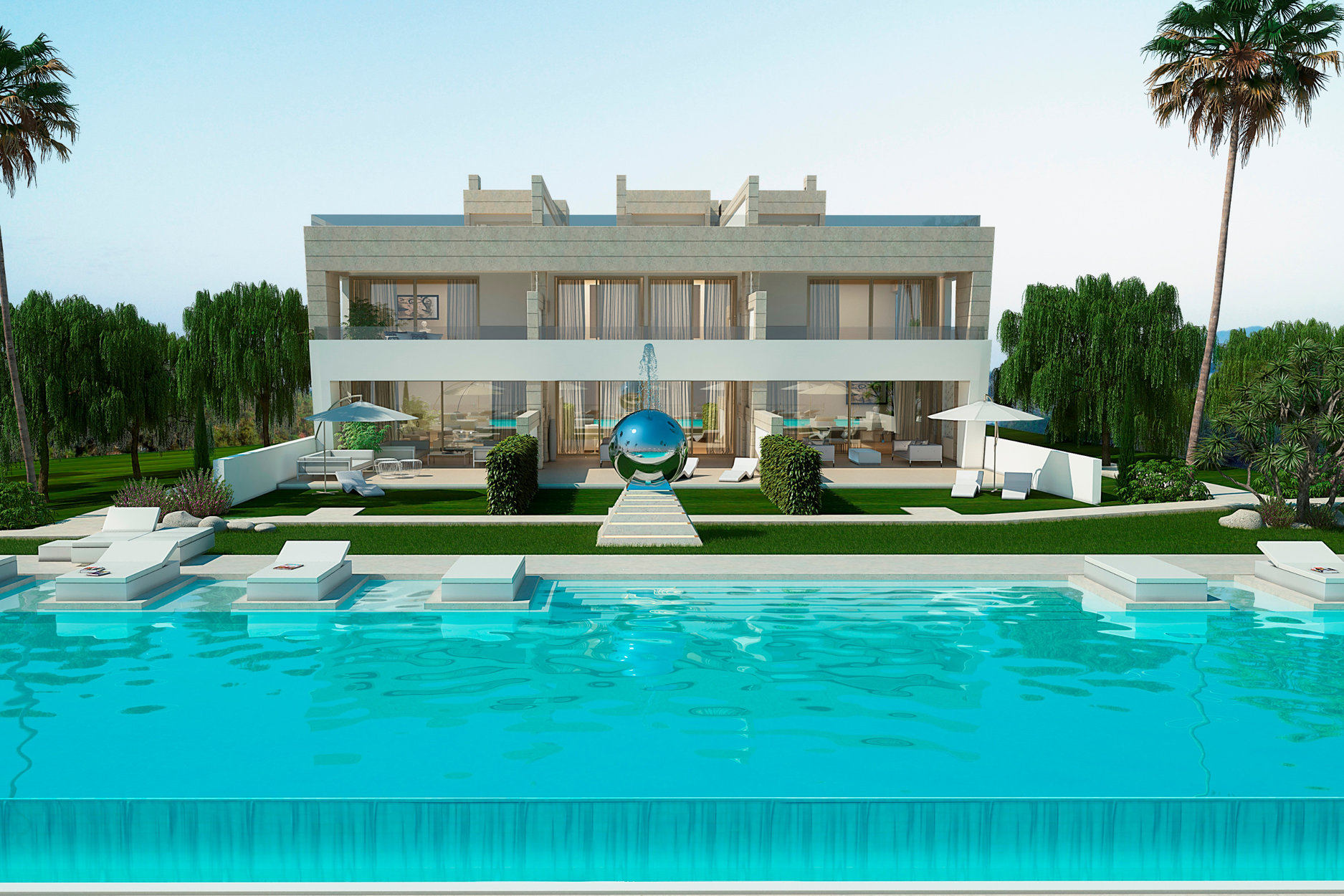 Villa For Sale in Epic Marbella, Marbella Golden Mile