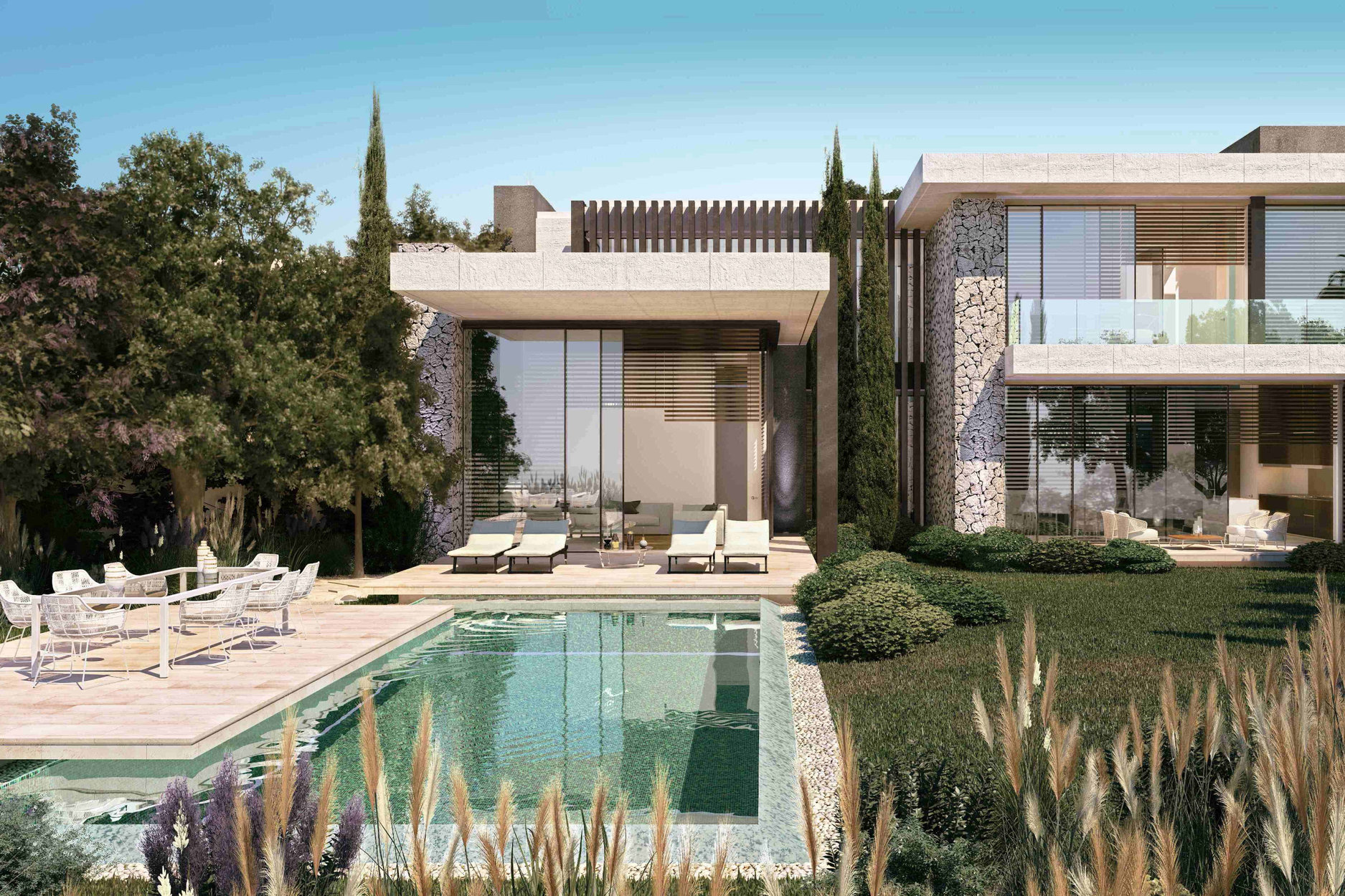Villa for sale in Benahavis, The Hills