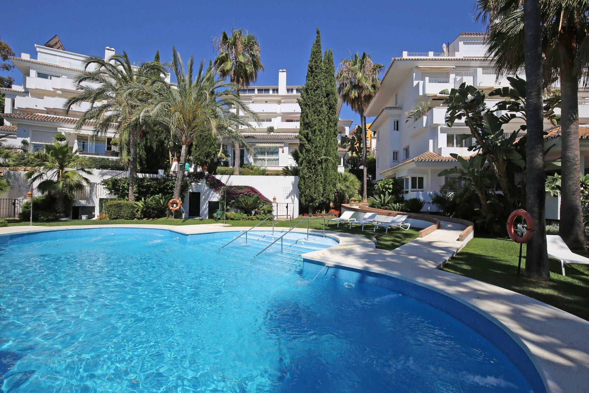 Penthouse à vendre à Marbella, Las Mariposas