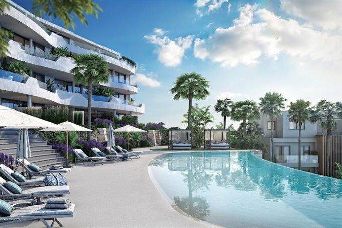 Penthouse for sale in Benalmadena, Higueron West 217