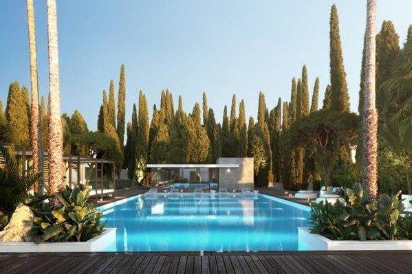 Villa for sale in Marbella, Le Blanc