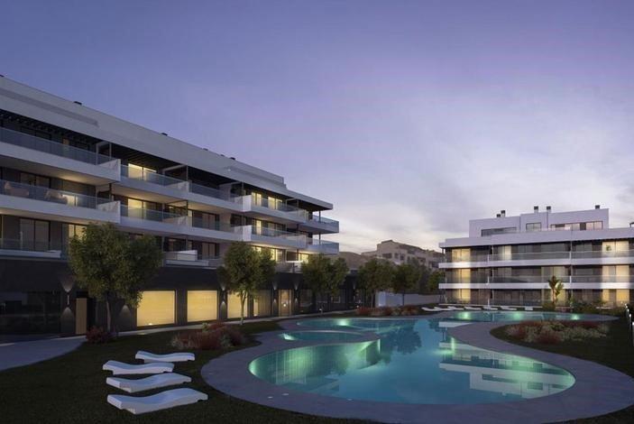Apartment till salu i Mijas, Cala Serena