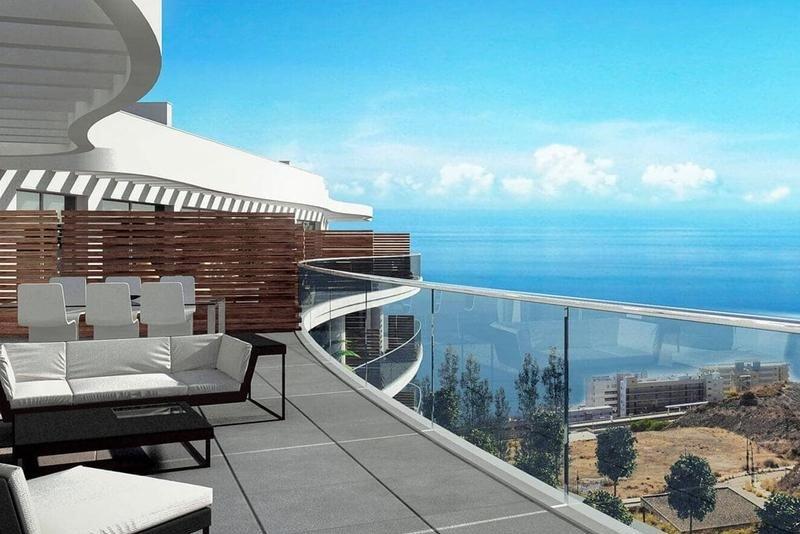 Penthouse till salu i Fuengirola