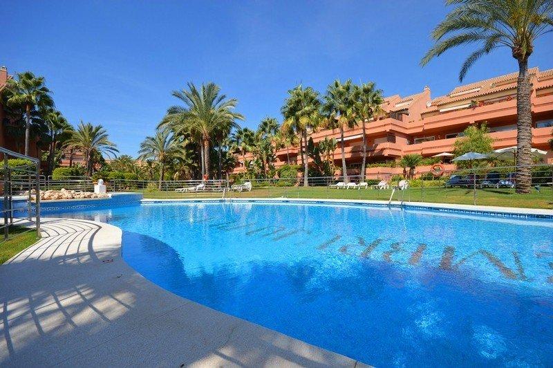 Apartment att hyra i Marbella, El Embrujo Playa