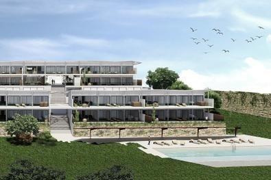 Penthouse for sale in Benalmadena, Reserva del Higueron