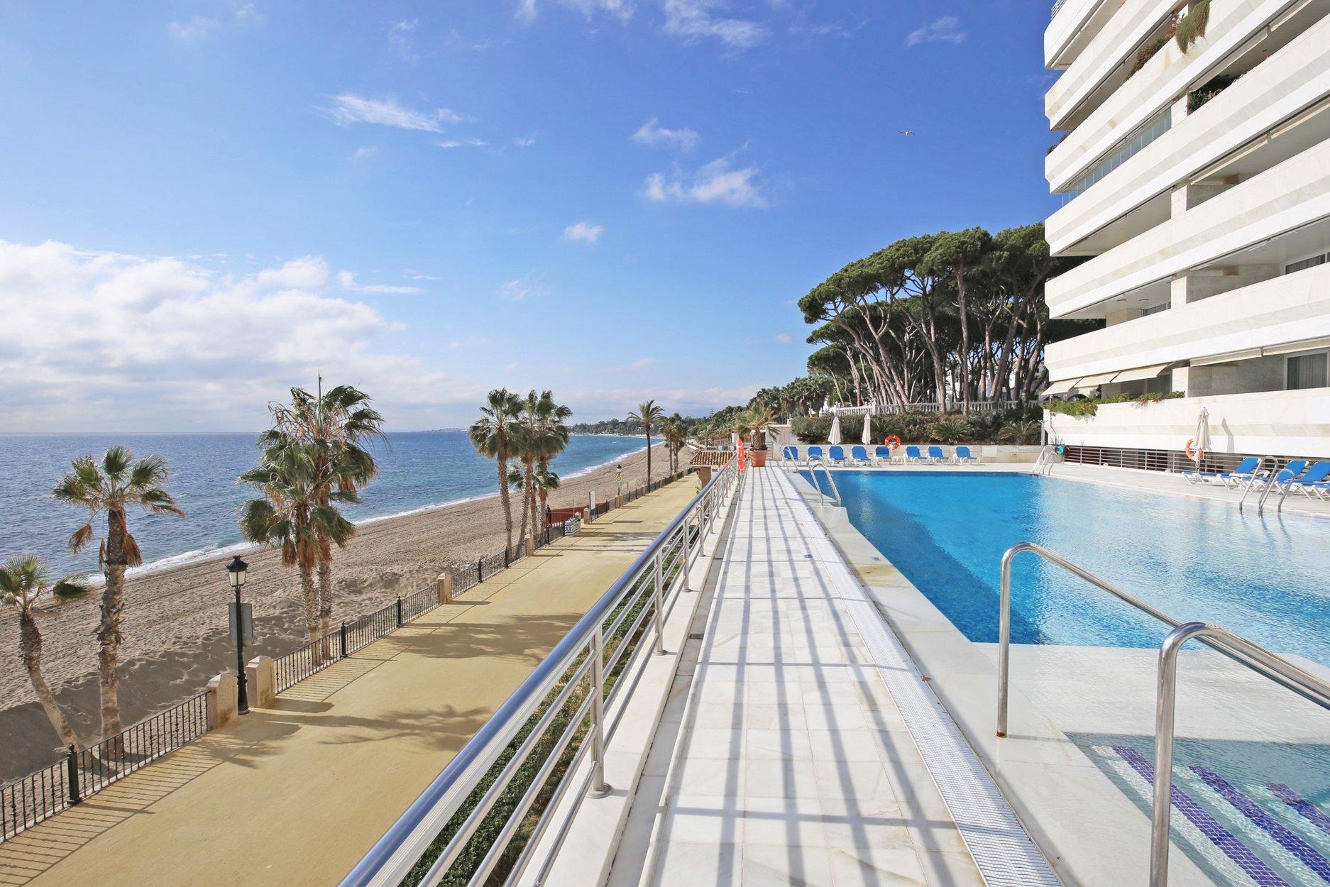 Apartment for sale in Marbella, Marina Mariola