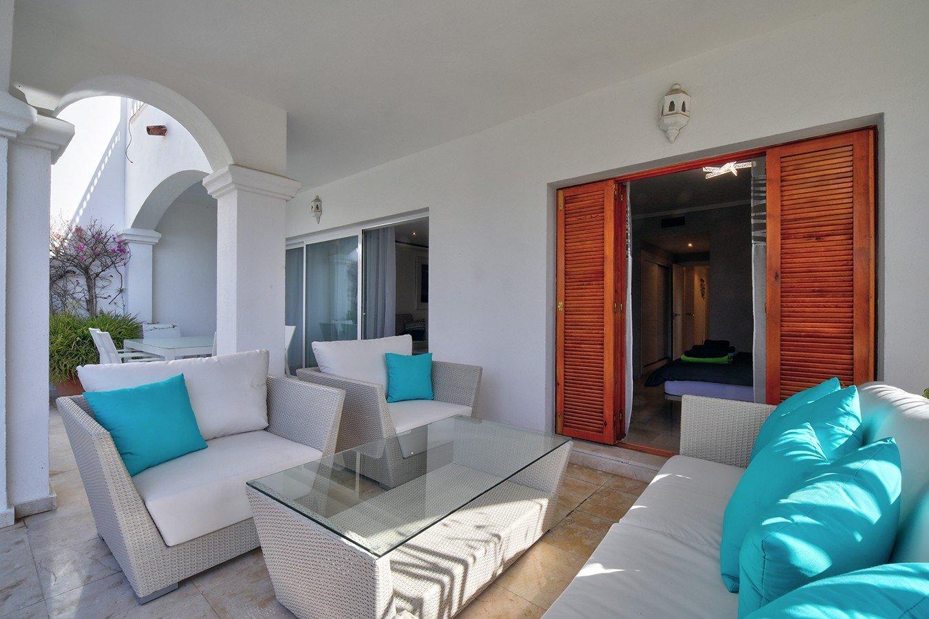 Apartment att hyra i Marbella, Señorio de Marbella