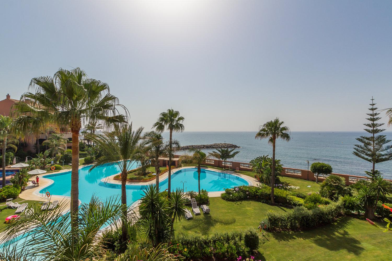Apartment for sale in Marbella, Malibu