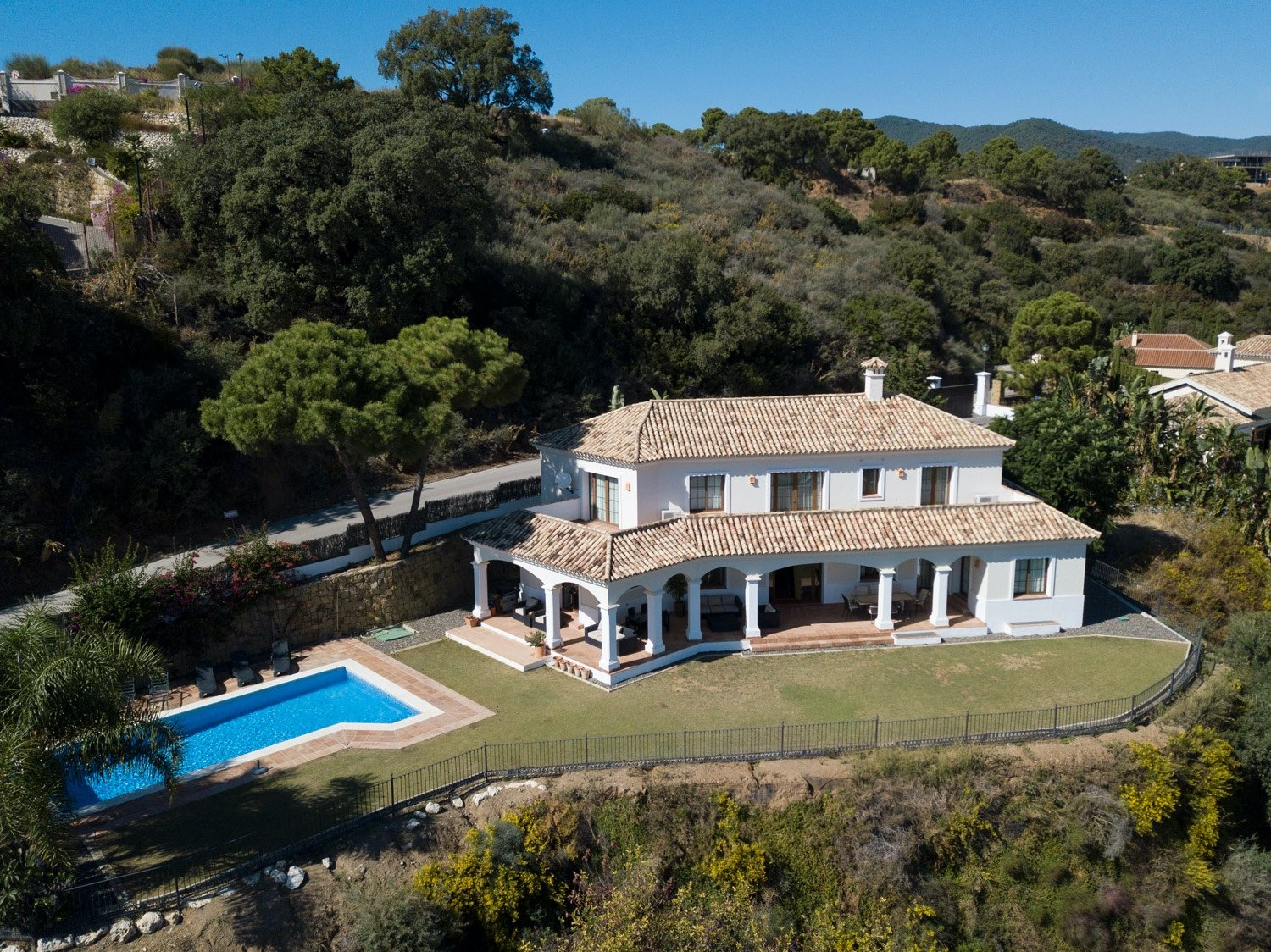 Villa for sale in Benahavis, Monte Mayor