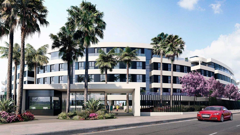 Apartment for sale in Torremolinos, Playamar