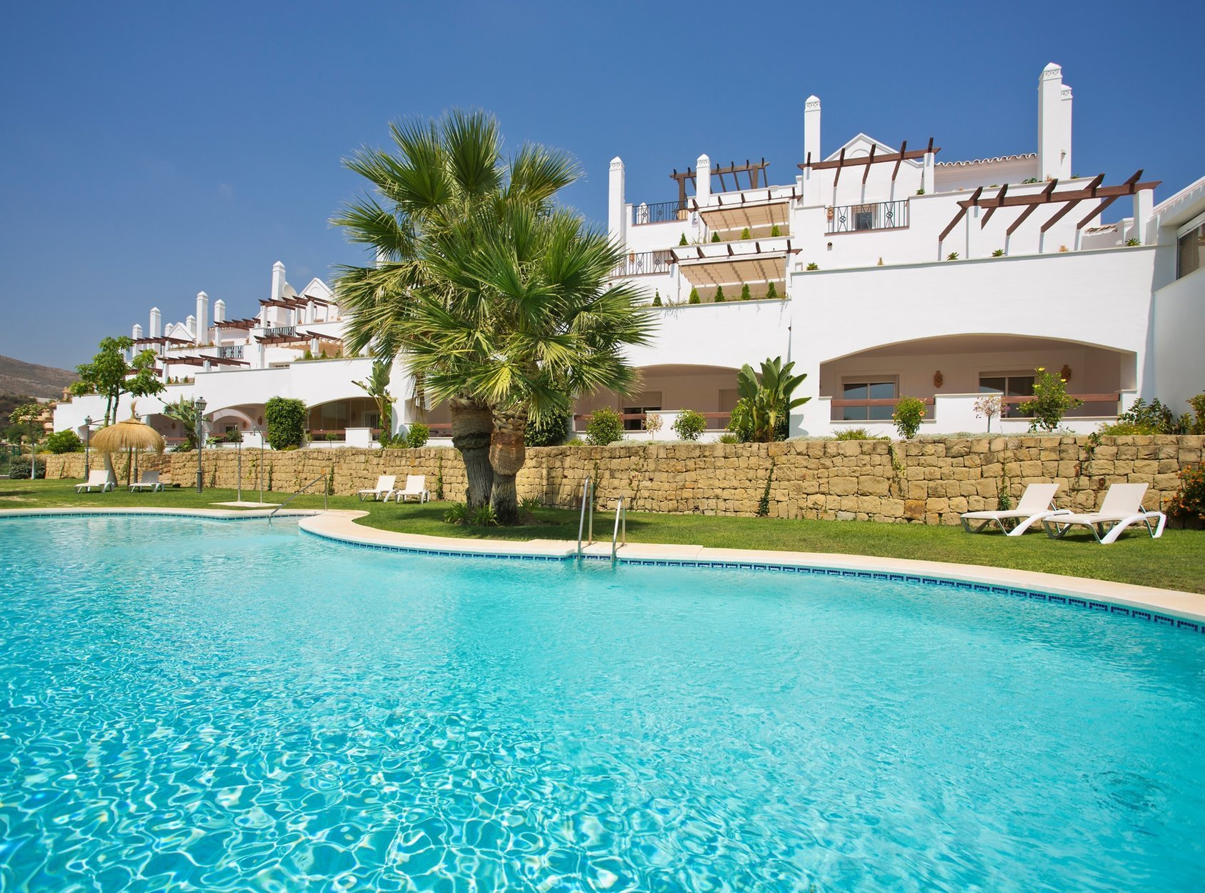 Apartment for sale in Marbella, Aloha Royal