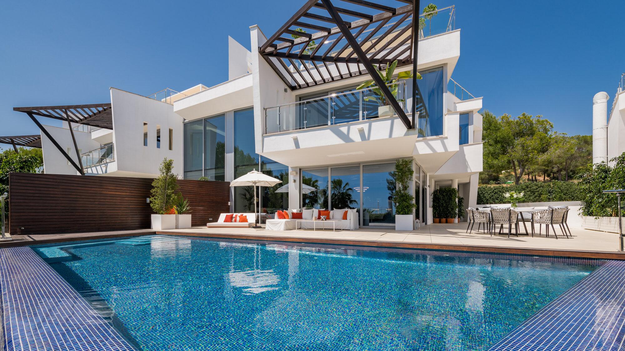 Villa for sale in Marbella, Meisho Hills(Caprice) Altius.