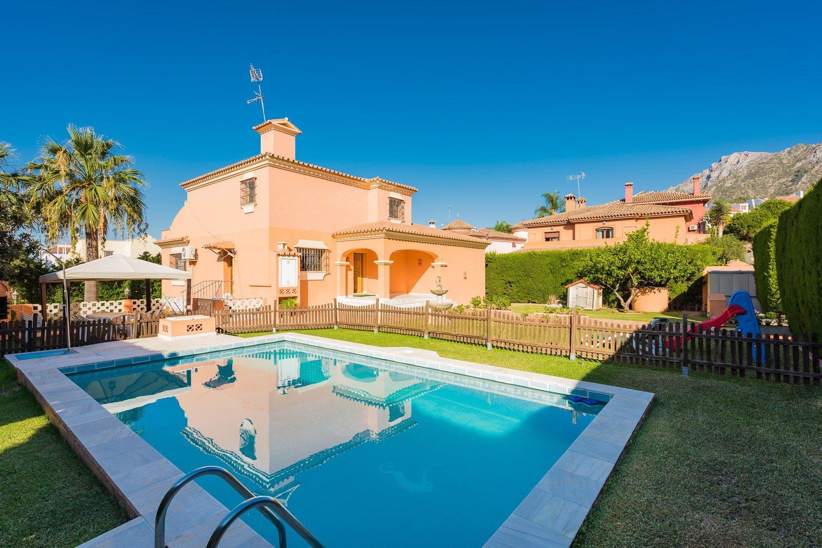 Villa a la venta en Marbella