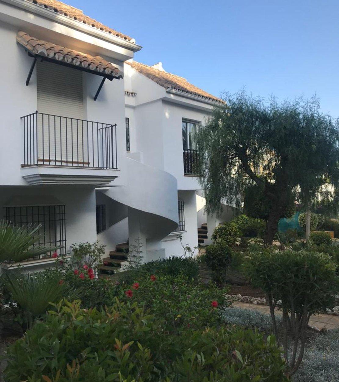 Apartment for rent in Marbella, Señorio de Gonzaga