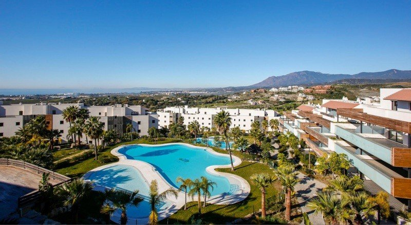 Apartment for rent in Benahavis