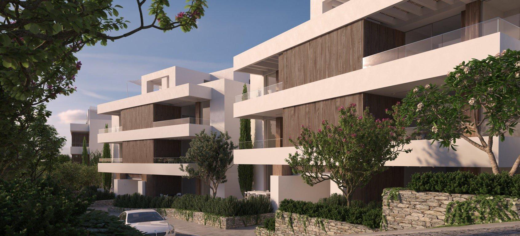 Apartment te koop in Los Arqueros