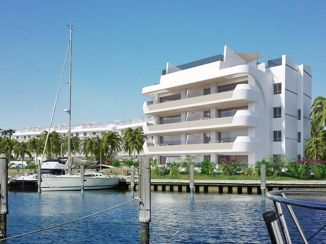 Apartment te koop in Marina de Sotogrande