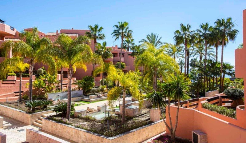 Apartment te koop in Estepona