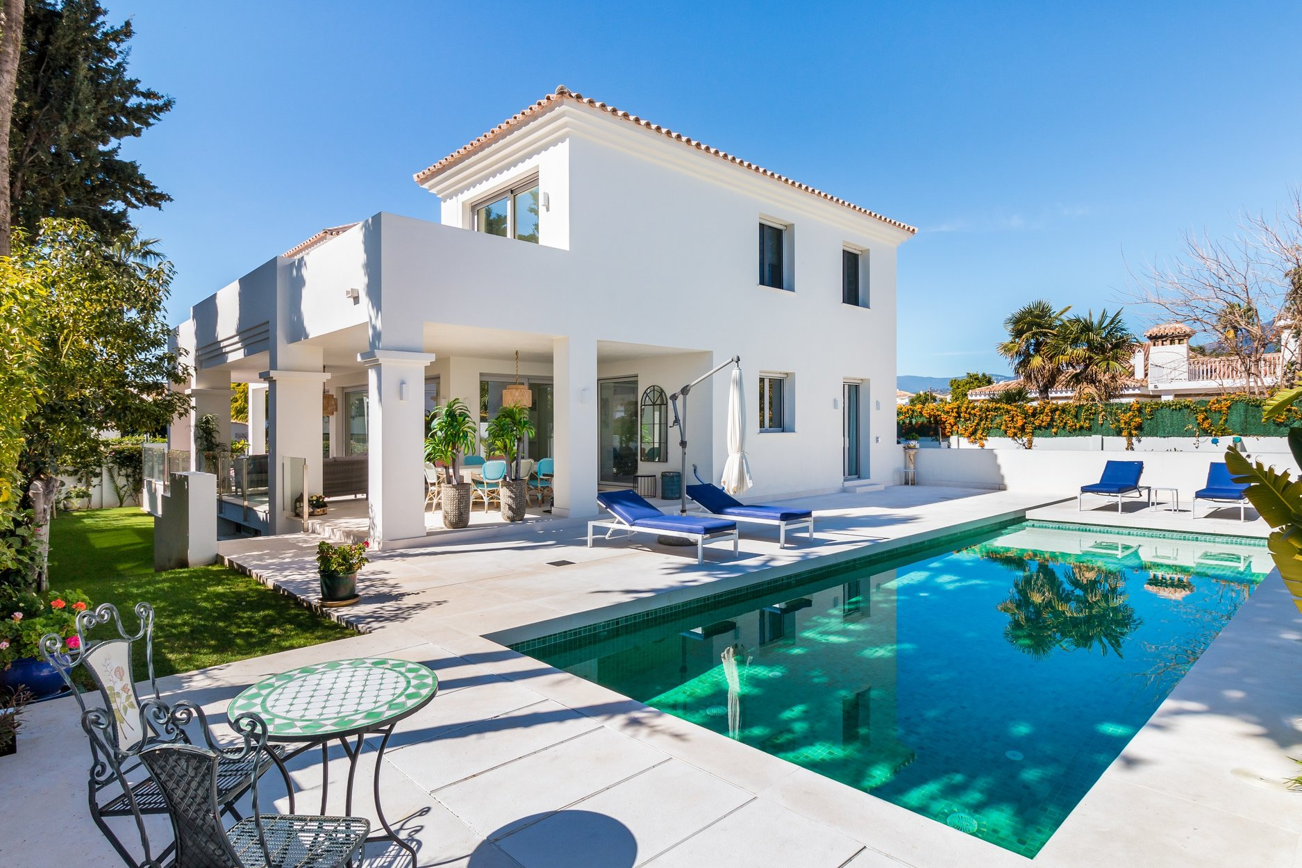 Villa for sale in Cortijo Blanco