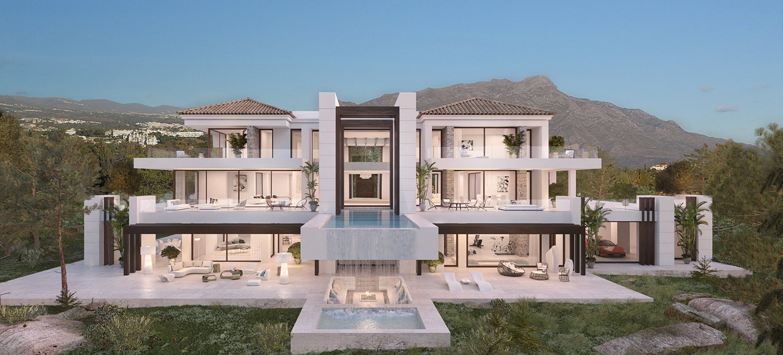 Villa for sale in Benahavis, Puerto del Almendro