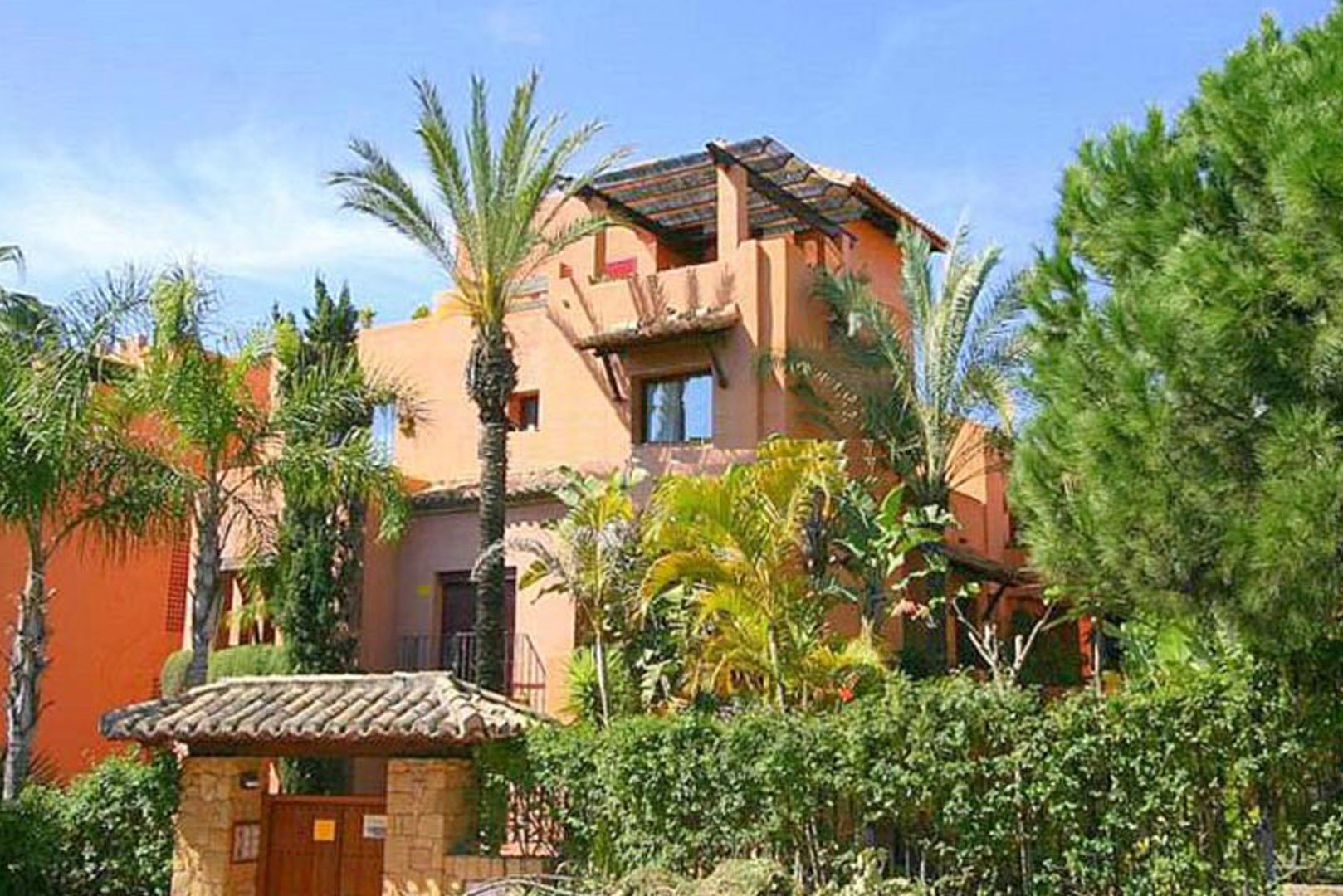 Penthouse te koop in Elviria
