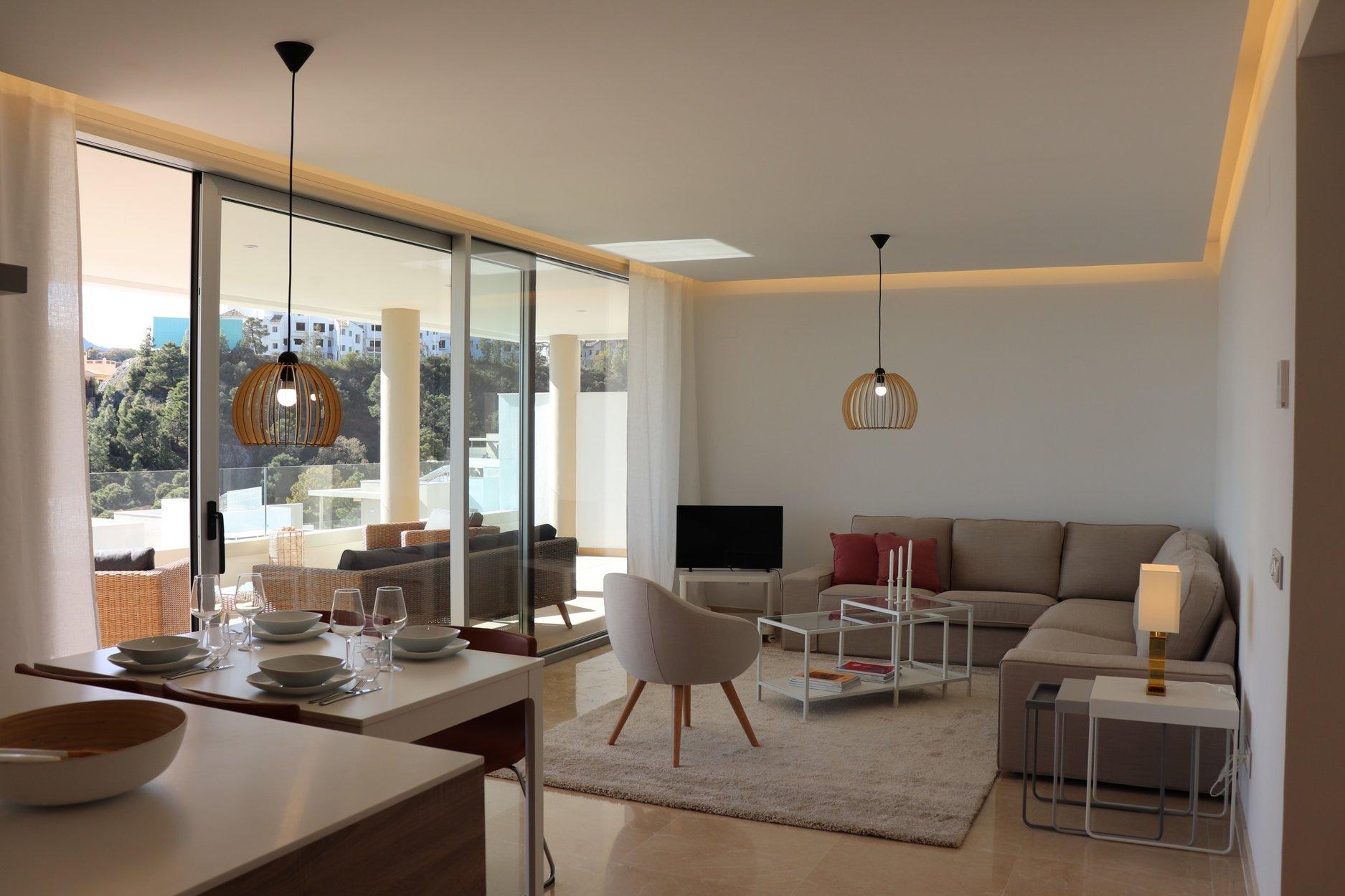 Apartment for sale in Benahavis, Botanic