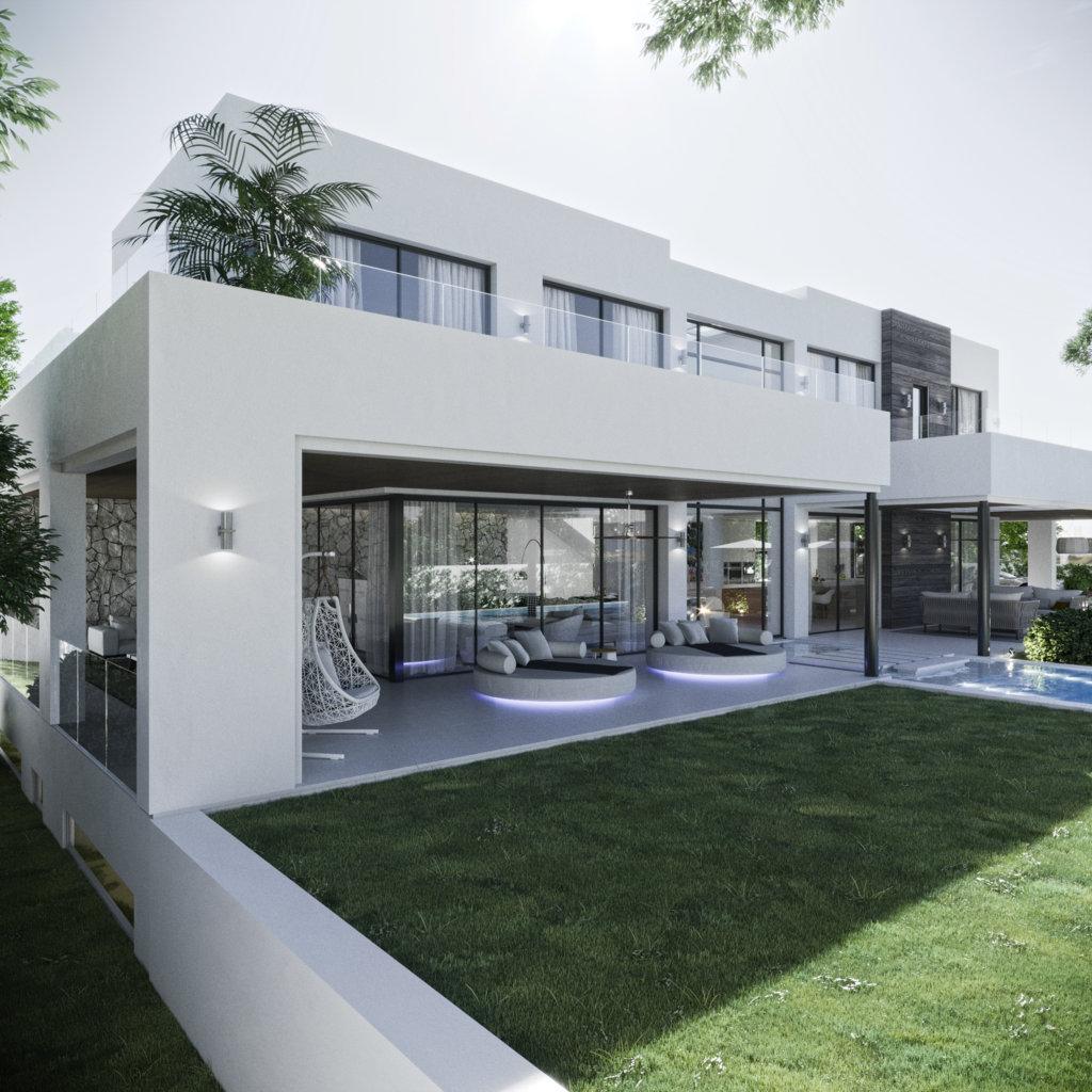 Villa a la venta en La Quinta
