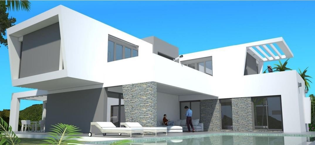 Villa for sale in Estepona, Monte Biarritz