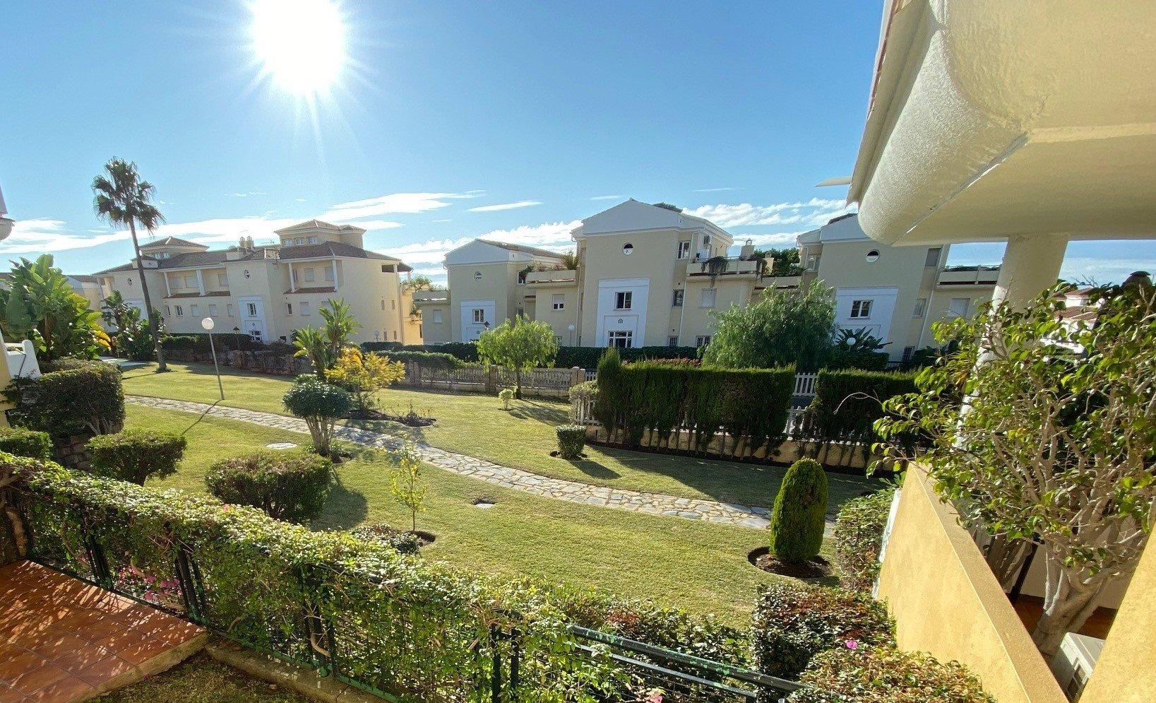 Apartment for sale in Marbella, Cabopino
